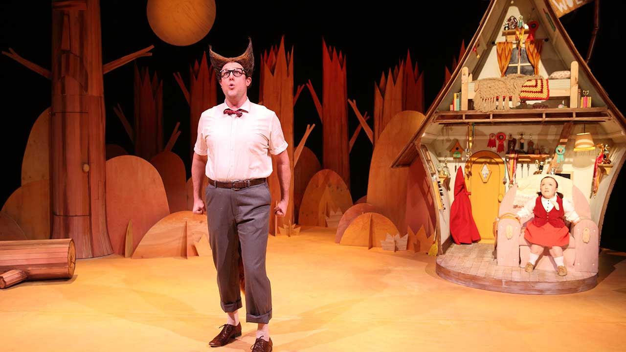 14. Big Bad Wolf. Patrick Graham. Photo by Tony Lewis