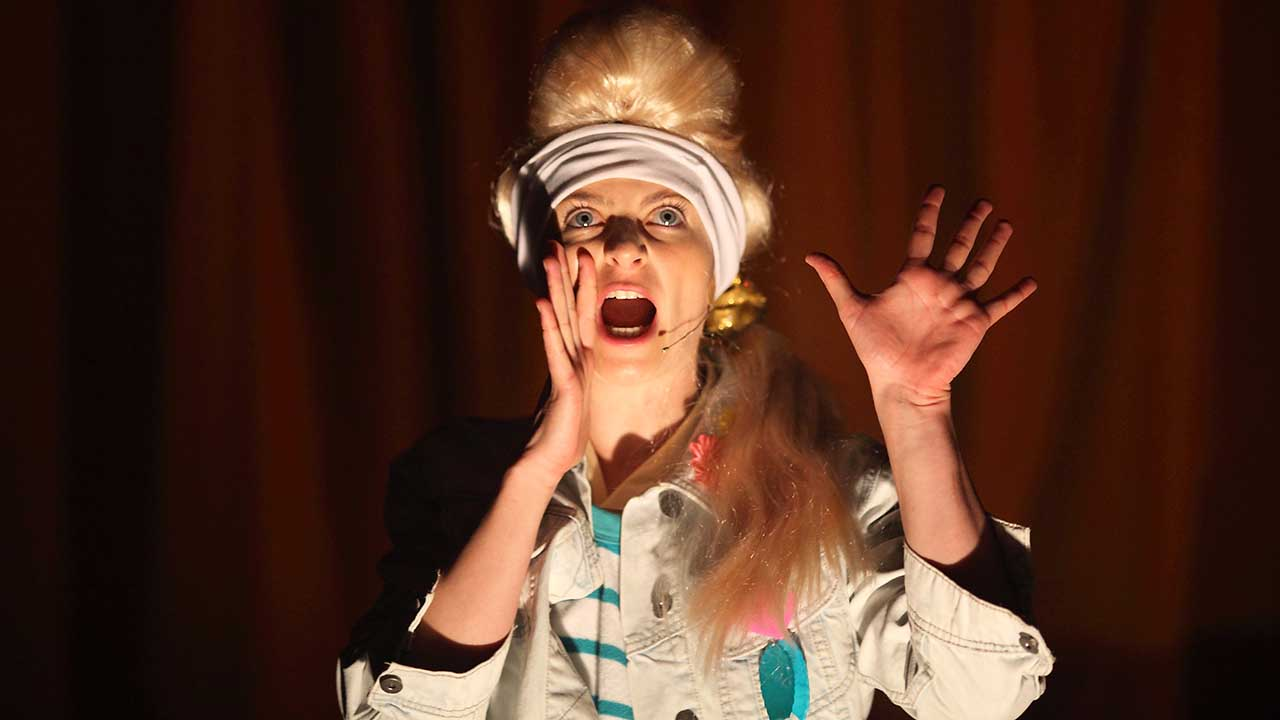 15. Windmill Theatre's School Dance, Amber McMahon. Photo Tony Lewis