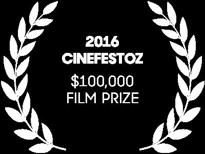 2016 CinefestOZ Film Prize