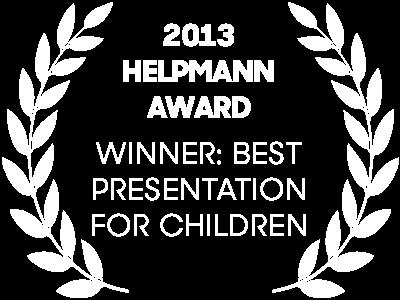 2013 Helpmann Awards Winner: Best Presentation for Children: School Dance