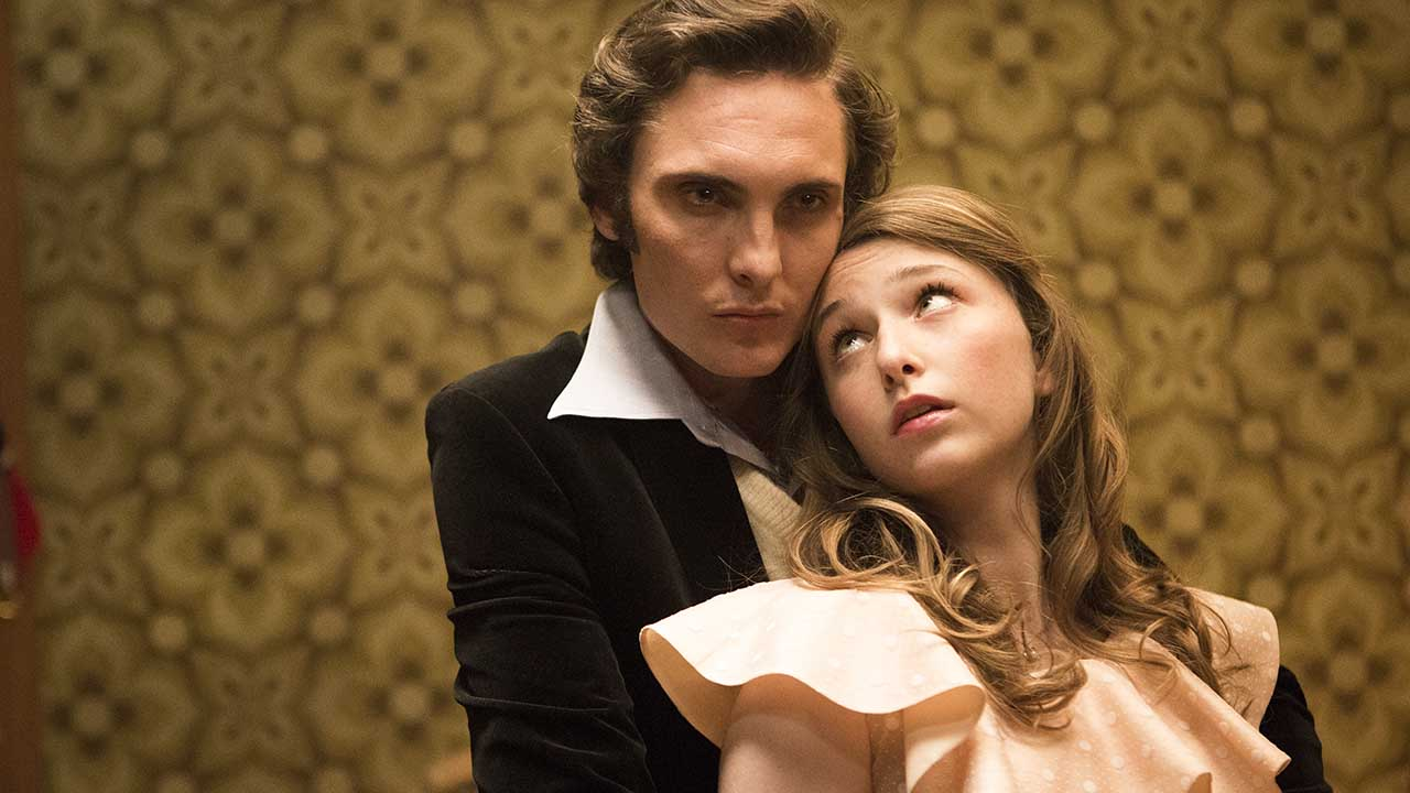 Windmill Theatre_Girl Asleep_L-R Eamon Farren, Bethany Whitmore. Photo by Shane Reid