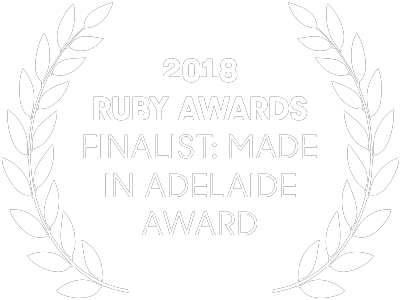 2018 Ruby Awards - Finalist: Made in Adelaide